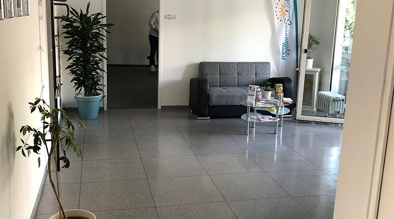 Pflegeheim Büro